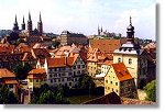 Bamberg - a typical German town