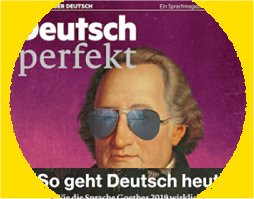 Deutsch perfekt – the July issue