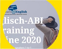 Preparation for the German Abitur - orally or in writing