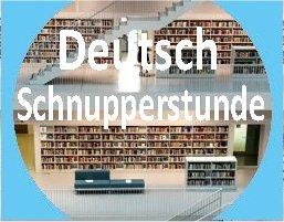 Deutsch Schupperunterricht gratis