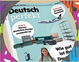 Deutsch perfekt | Sprachmagazine Januar 2021
