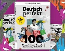 Deutsch perfekt | German language magazine | February 2021