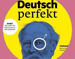 Deutsch perfekt | German language magazine | Februar 2021